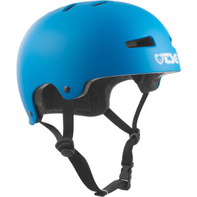 TSG Evolution Solid Color Helmet Kids satin-darkcyan